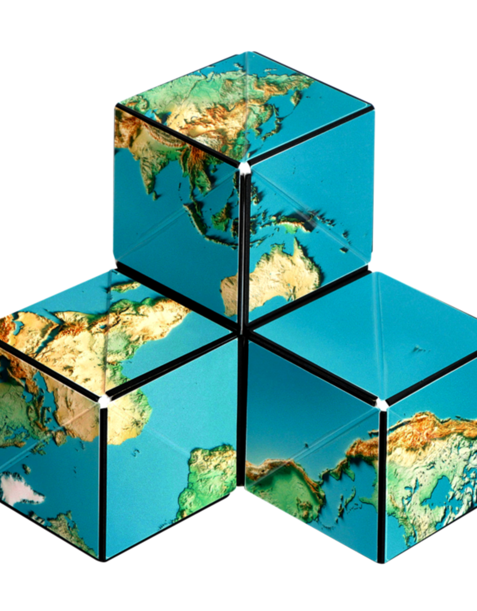 Shashibo Cube Earth