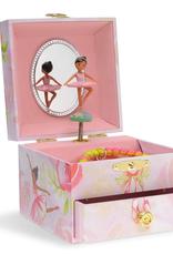 Jewelkeeper Musical Jewelry Box ballerina 3
