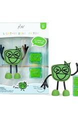 Glo Pippa - Green Glo Pal