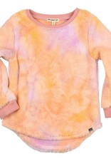Appaman Laurel Top - Pink Tie Dye