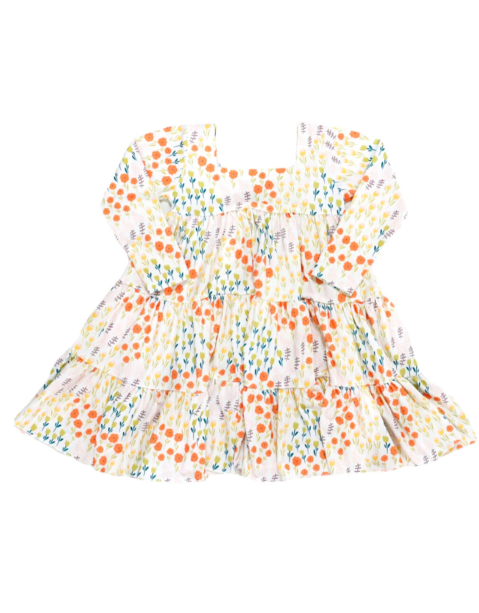 Be Girl Garden Twirler Dress - Whimsy Floral