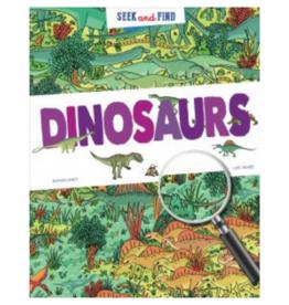Seek & Find Dinosaur Adventures
