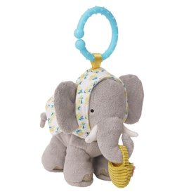 Fairytale Elephant Baby Travel Toy