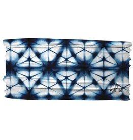 Thin Headband, Indigo Tie Dye