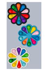 "Spinning Wheel Pop Fidget, 7.2"", Assorted Colors"
