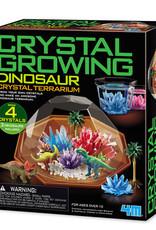 Crystal Growing Dinosaur Terrarium