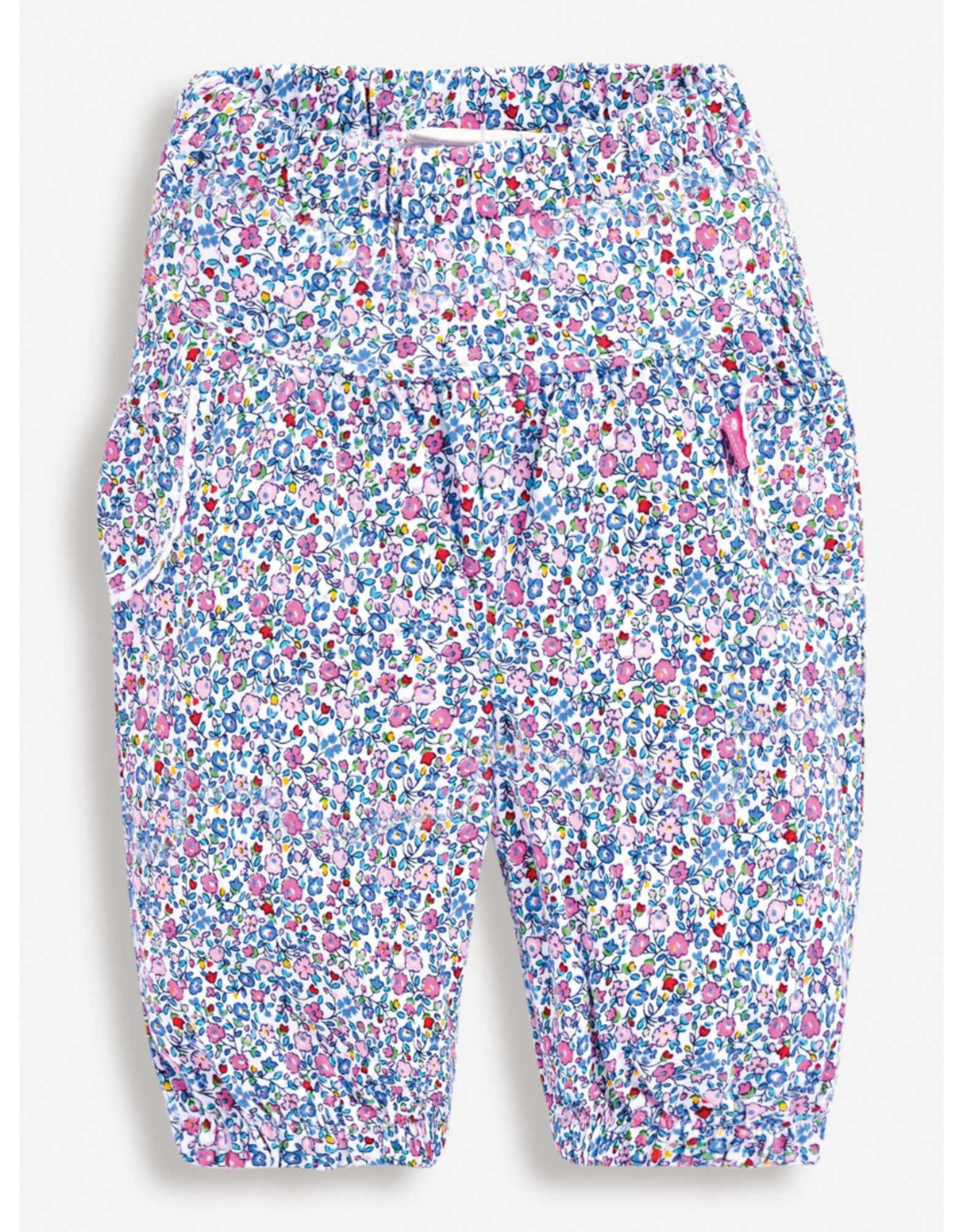Jojo Baby Trousers, Summer Ditsy
