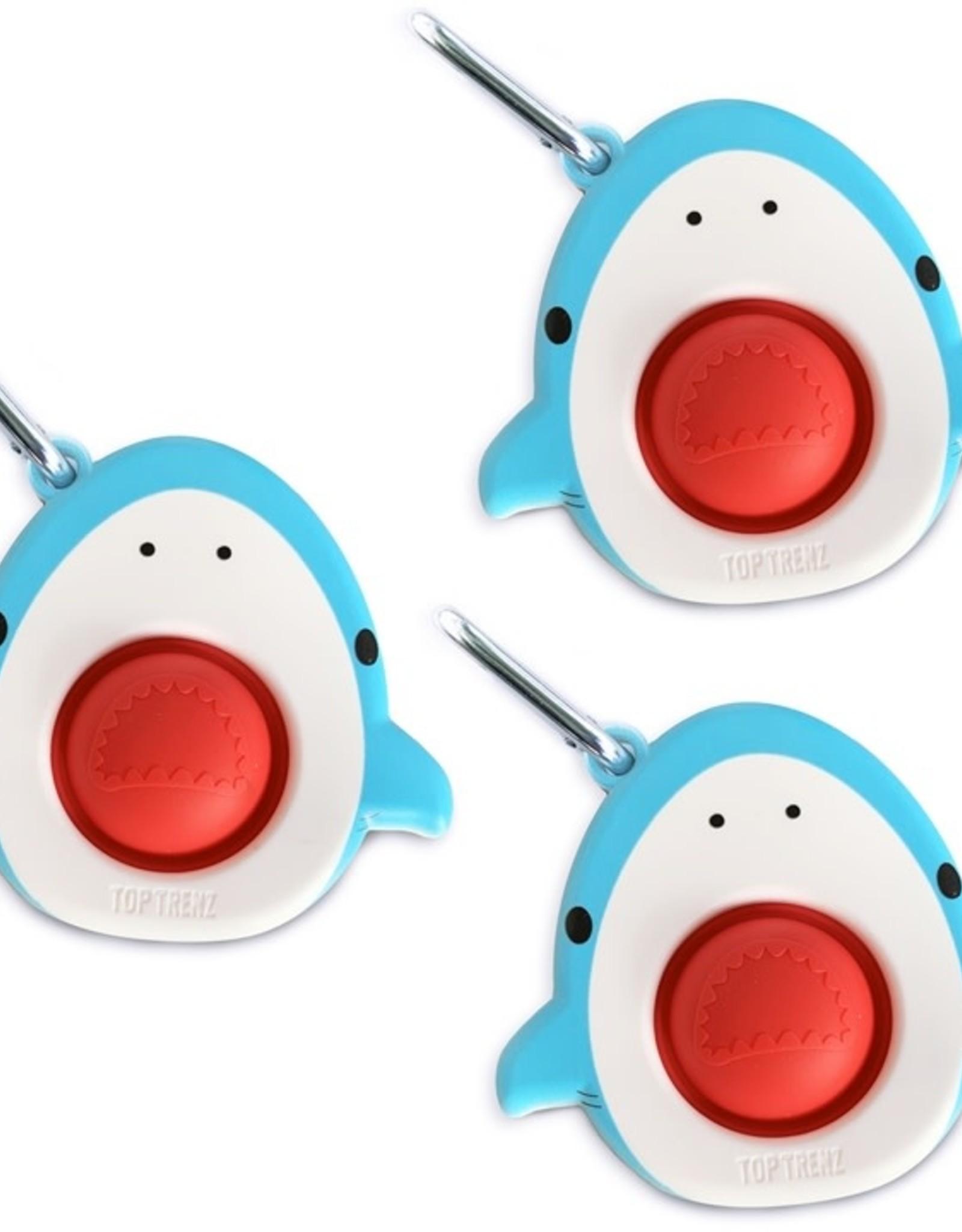 Shark Mega Pop Keychain