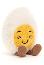 Jellycat Laughing Boiled Egg, Small