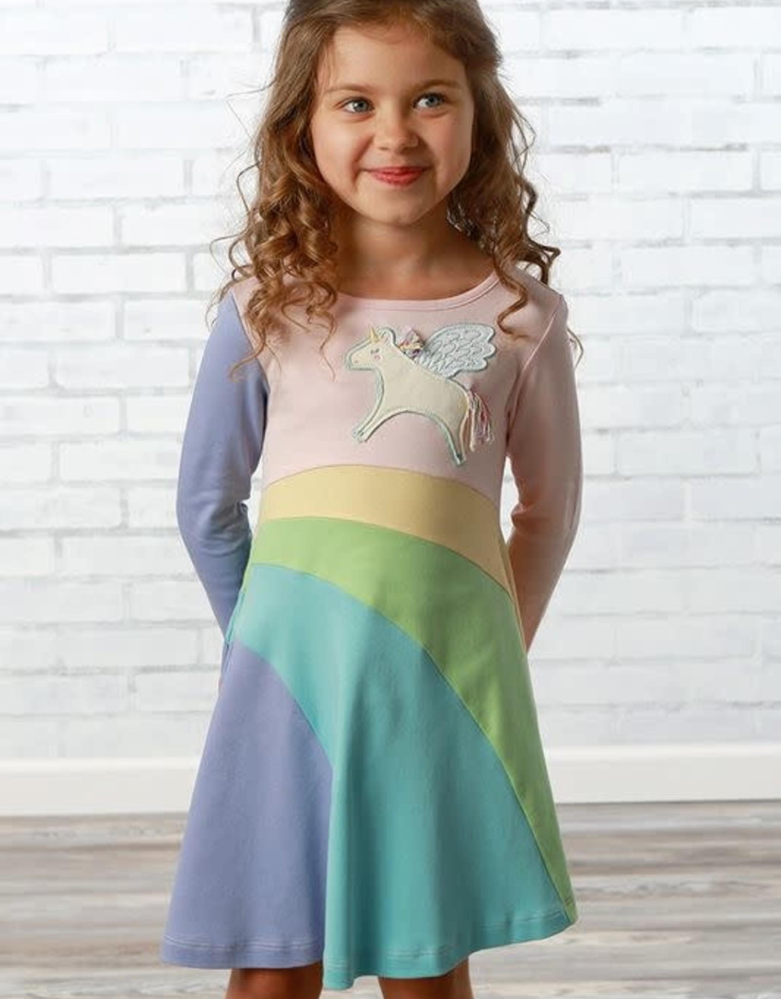 Lemon Loves Lime Unicorn Mystic Dress