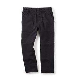 Tea French Terry Playwear Pants- Jet Black
