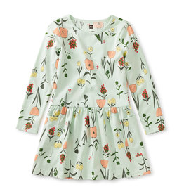 Tea Charades Pocket Dress - Fresh Freyja Floral