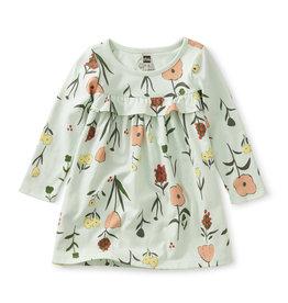 Tea Daydreamer Baby Dress - Fresh Freyja Floral
