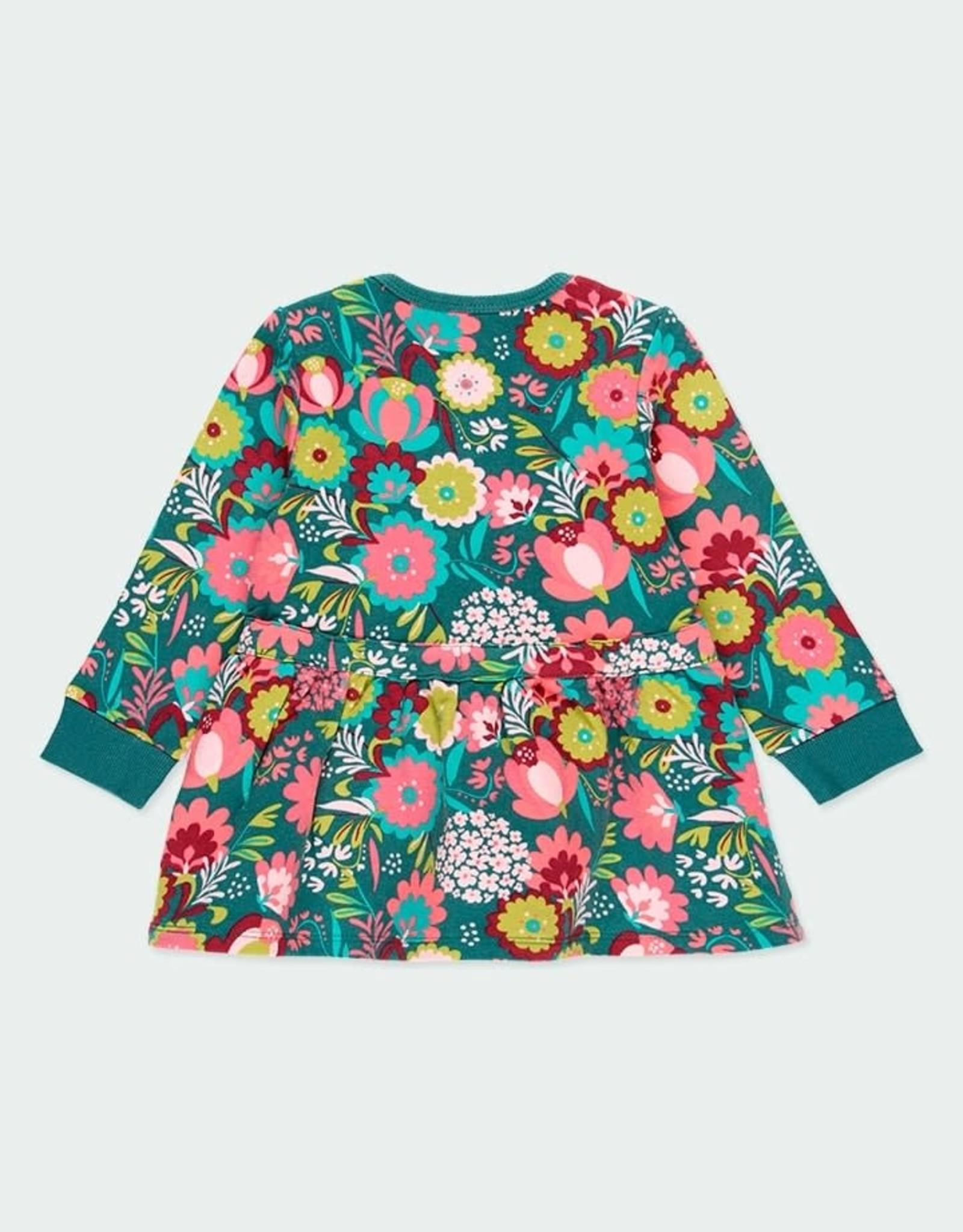 Boboli Dress - Floral