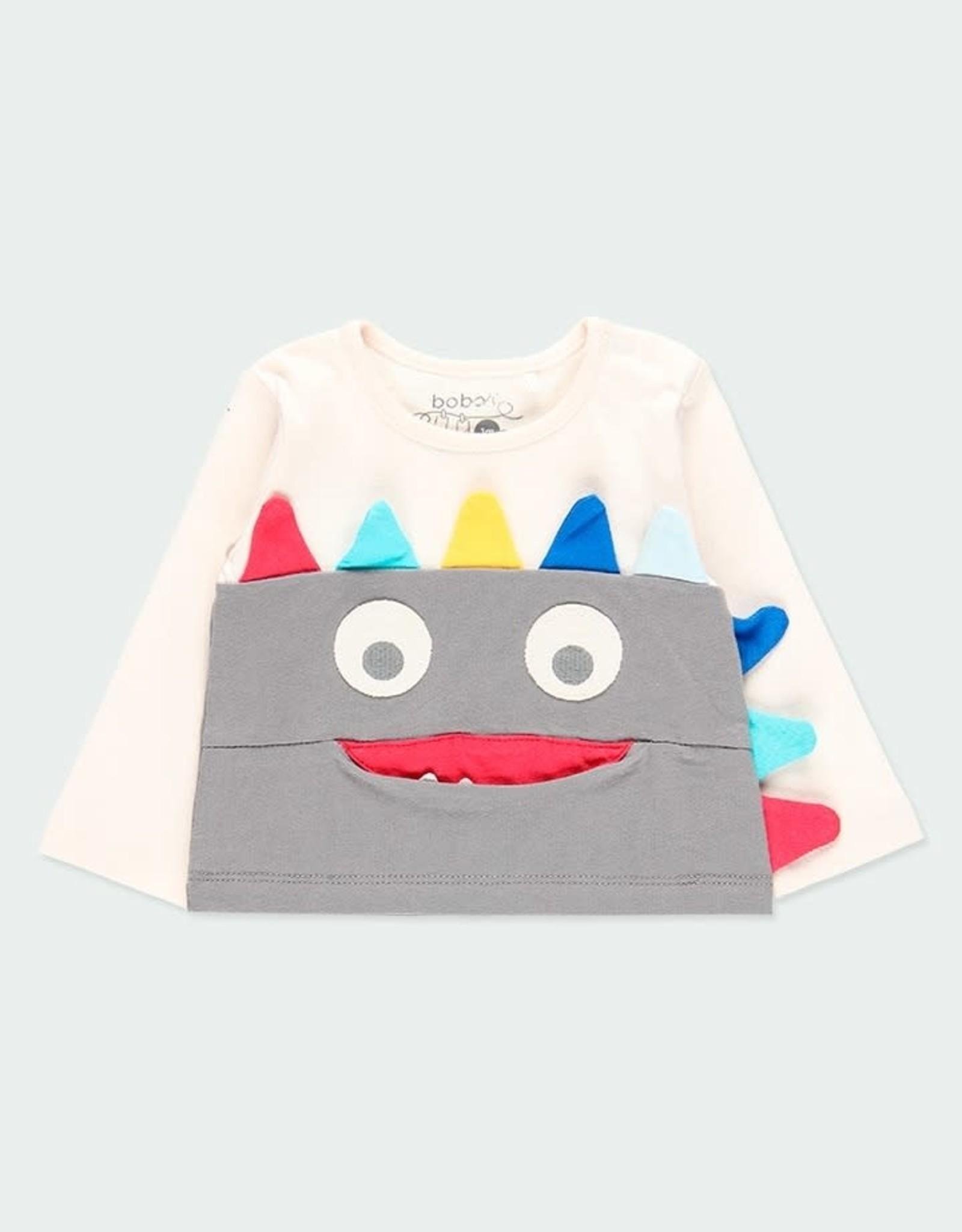 Boboli Monster Shirt