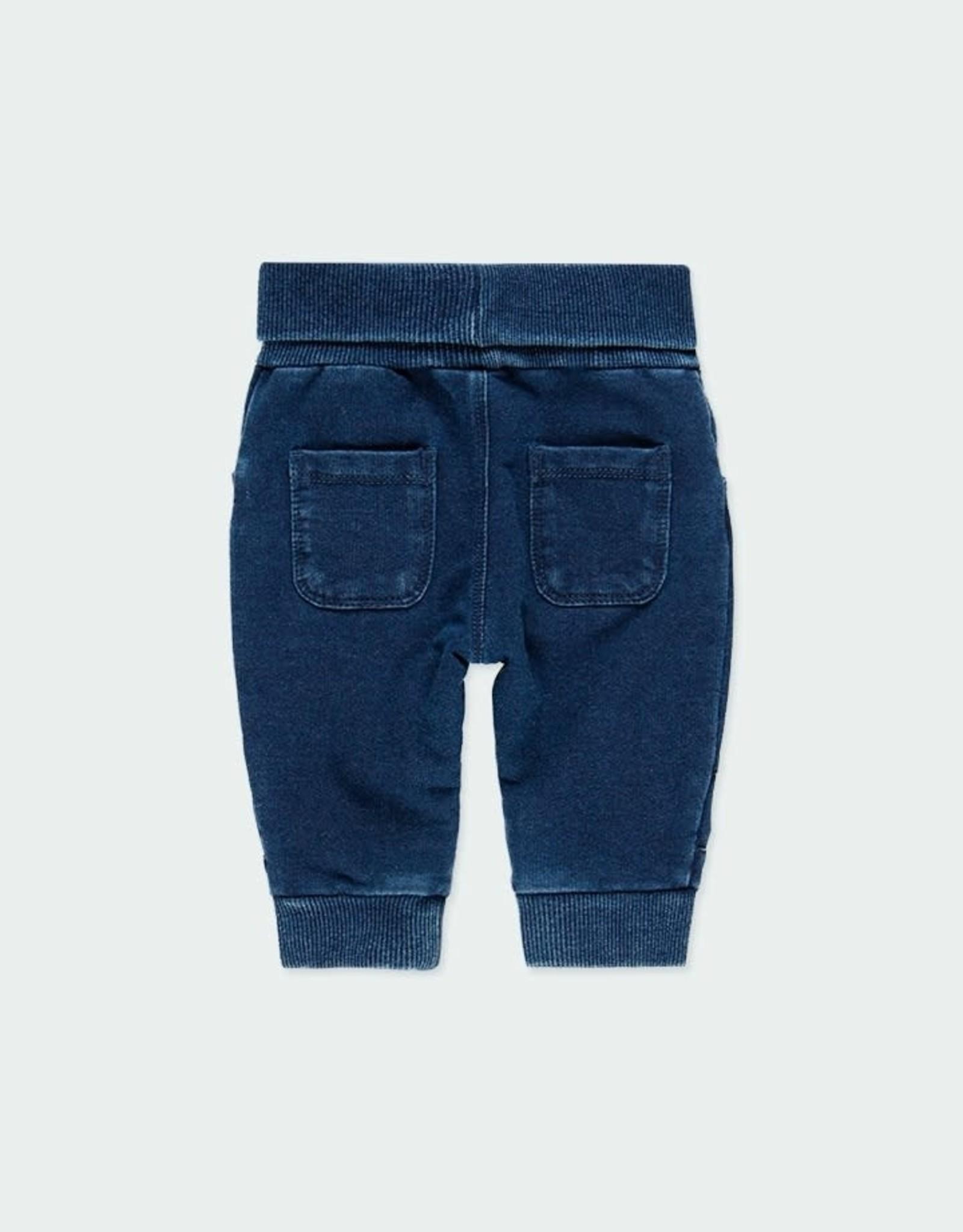 Boboli Blue Denim Pants