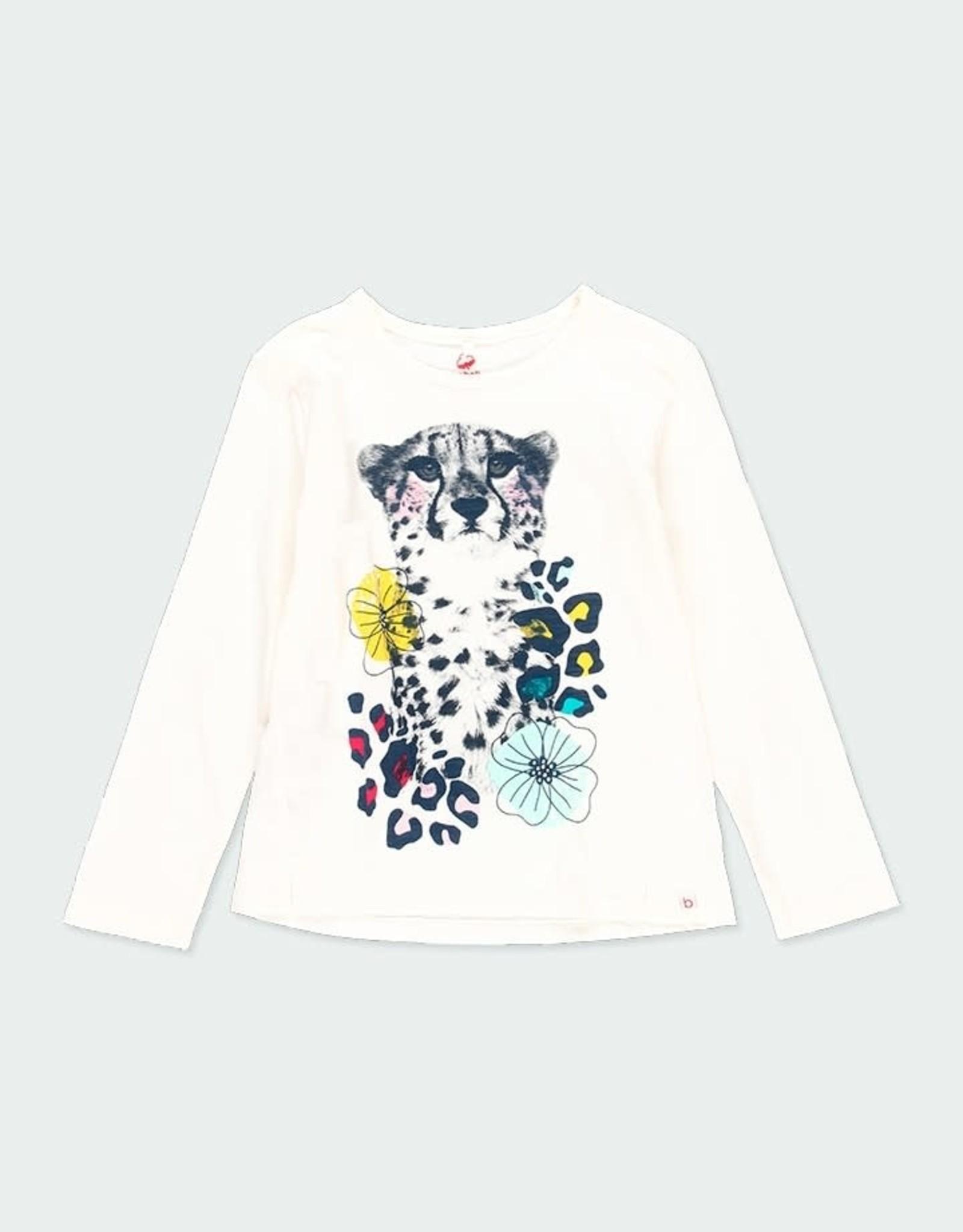 Boboli T-Shirt, Cheetah Graphic