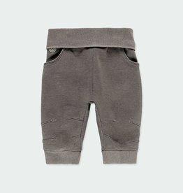 Boboli Grey Denim Pants