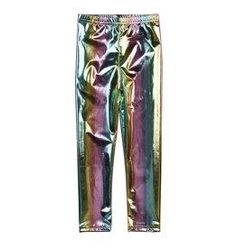 Appaman Metallic Rainbow Leggings