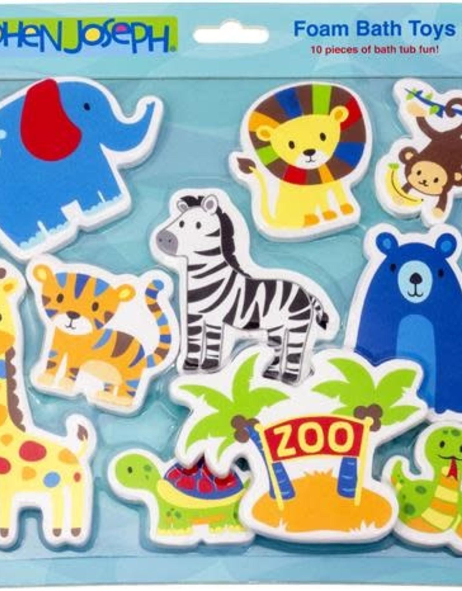 Foam Bath Toys, Zoo