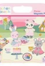 Magnetic Play Set, Picnic