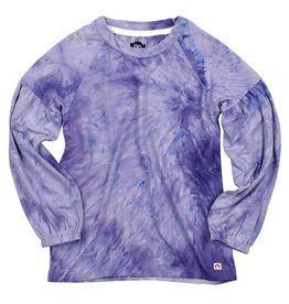 Appaman Julie Tee, Purple Tie Dye