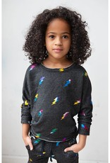 Appaman Slouchy Sweatshirt, Cool Black