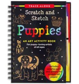 Scratch + Sketch Puppies