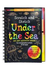Scratch + Sketch Under the Sea