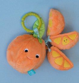Mini-Apple Farm Orange Take Along Toy