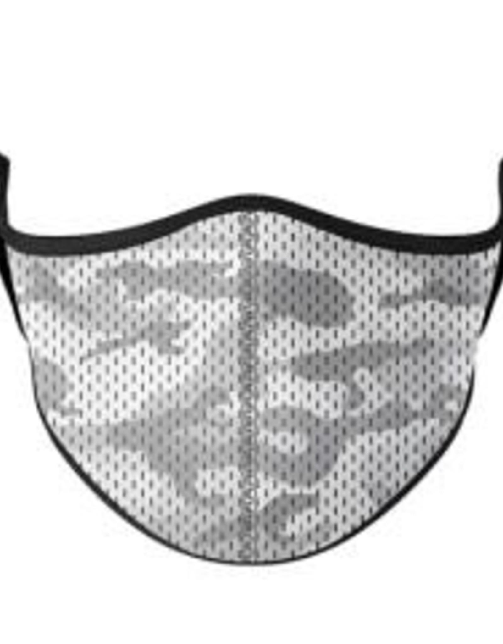 Top Trenz Fashion Face Mask, Small, Textured Camo