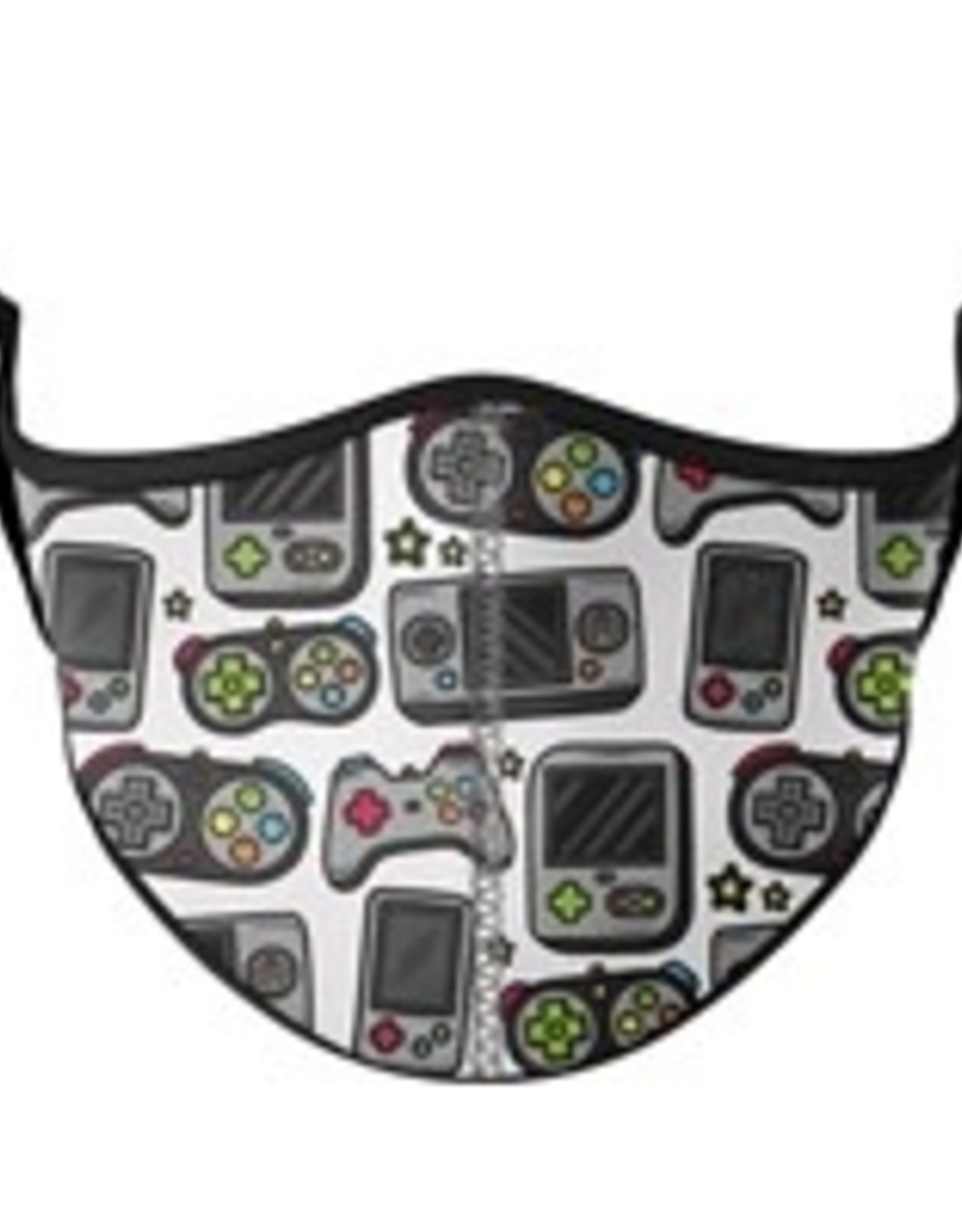 Copy of Top Trenz Fashion Face Mask, Small, Textured Camo