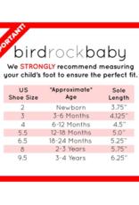 BirdRock Baby Moccasins - Slate