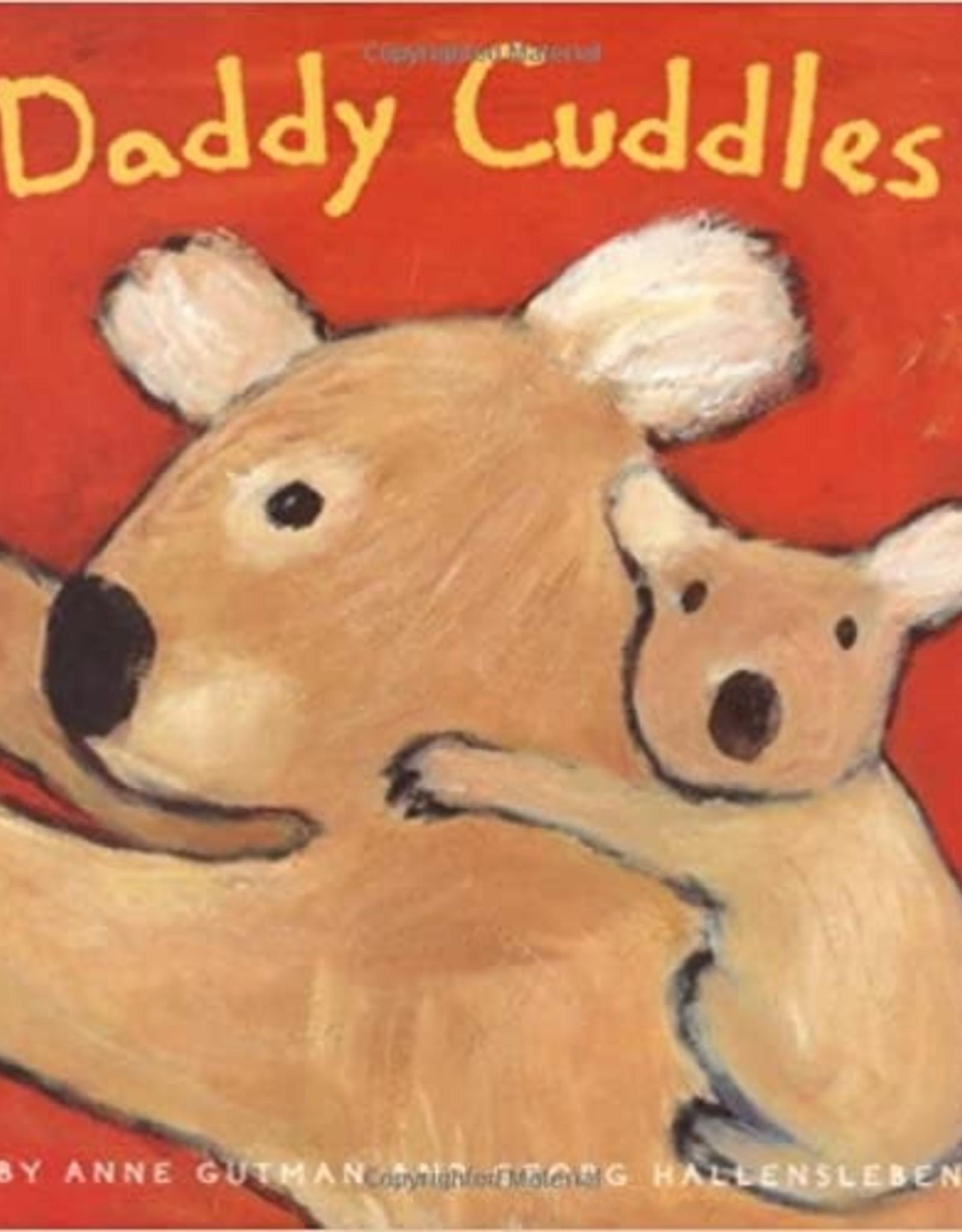 Daddy Cuddles by Anne Gutman and Georg Hallenslaben