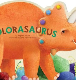 Colorasaurus By Megan E. Bryant