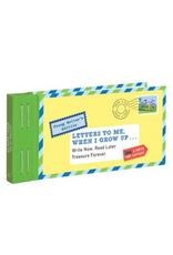 Letters to Me, When I Grow Up - A Paper Time Capsule