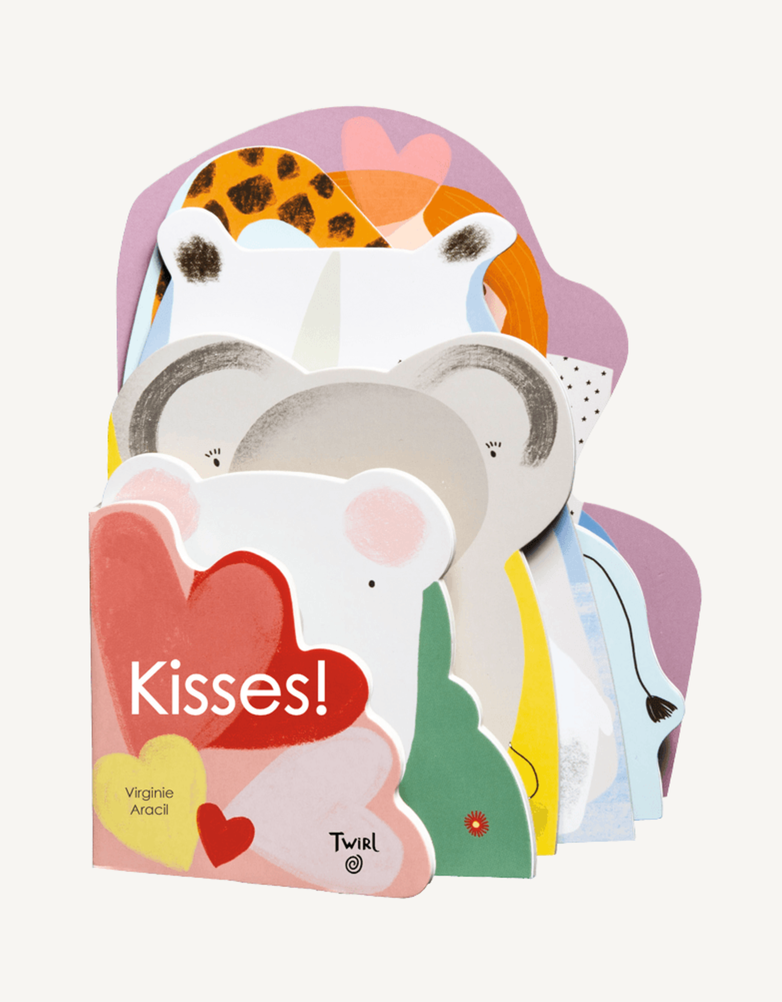 Kisses by Virginie Aracil