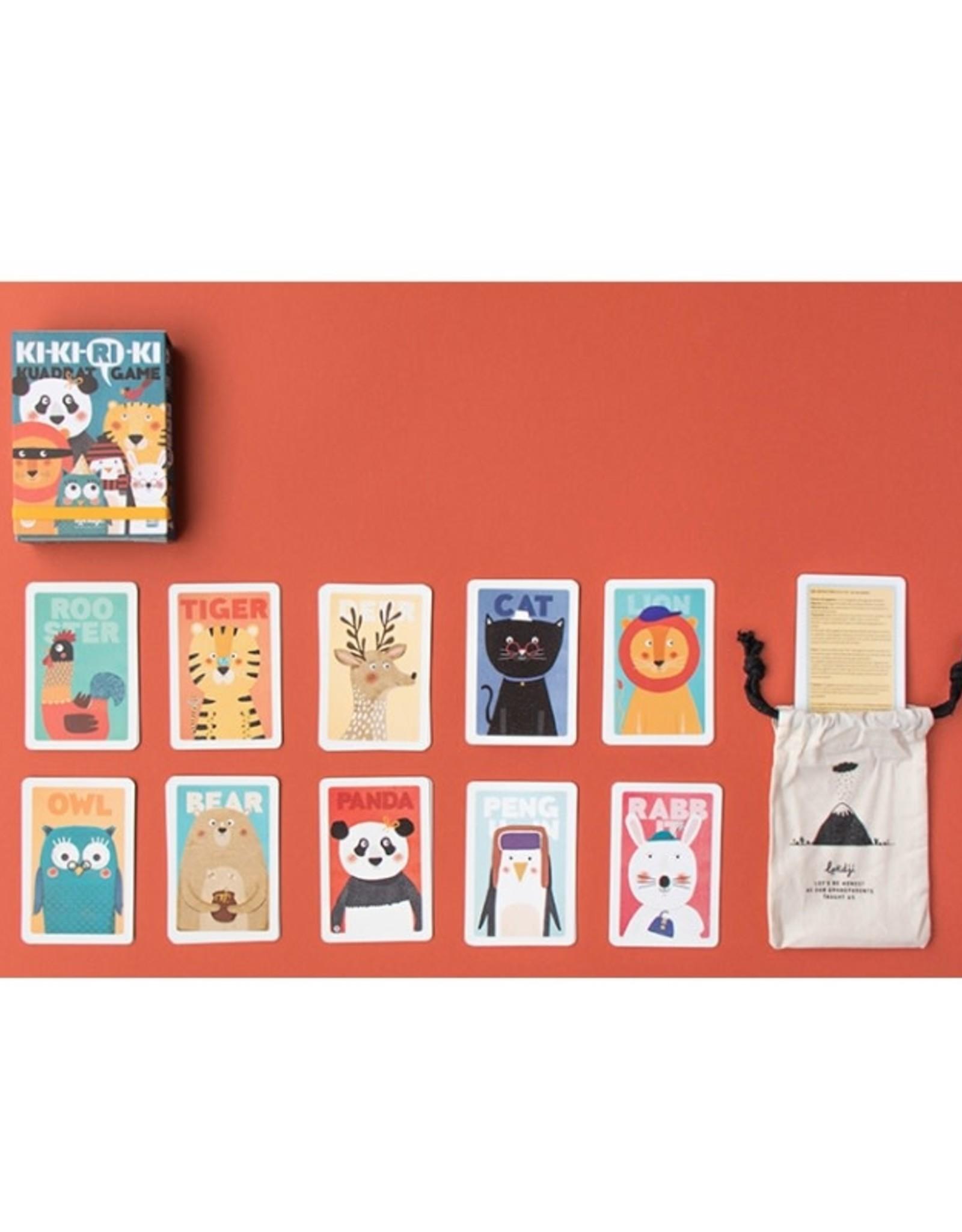 Ki-Ki-Ri-Ki Card Game