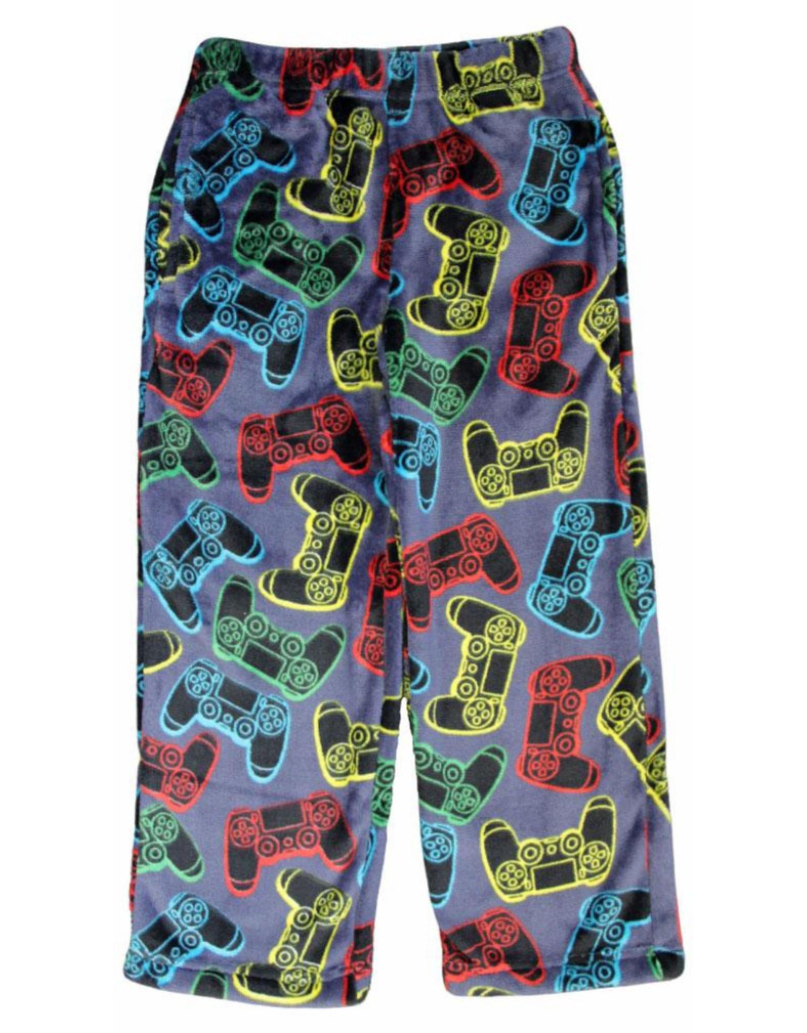 Candy Pink Gamer Pajama Pants