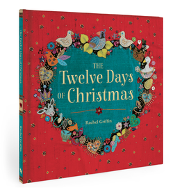 Barefoot Books The 12 Days of Christmas by Rachel Griffin