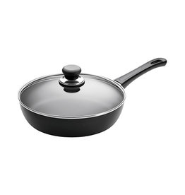 Scanpan SCANPAN CLASSIC INDUCTION 24cm/9.5 Saute Pan with Lid