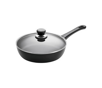 SCANPAN CLASSIC INDUCTION 24cm/9.5 Saute Pan with Lid