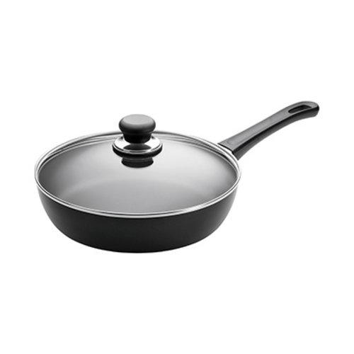 Scanpan SCANPAN CLASSIC INDUCTION 24cm/9.5 Saute Pan with Lid