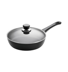 "Scanpan SCANPAN CLASSIC INDUCTION 28cm/11"" Saute Pan with Lid"