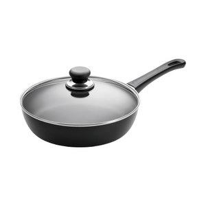 "Scanpan SCANPAN CLASSIC INDUCTION 28cm/11"" Saute Pan with Lid"