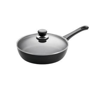 """SCANPAN CLASSIC INDUCTION 28cm/11"""" Saute Pan with Lid"""