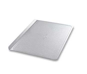 "USA PAN Medium Cookie sheet pan 13"" x 12.25"""