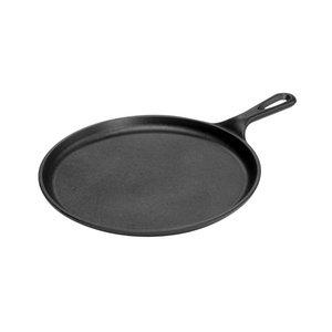 "Lodge LODGE Grill Pan Round 10.5"""
