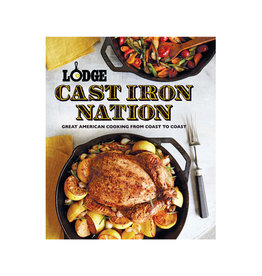 Lodge LODGE Cast Iron Nation Cookbook