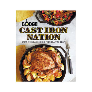 Lodge LODGE Cast Iron Nation Cookbook